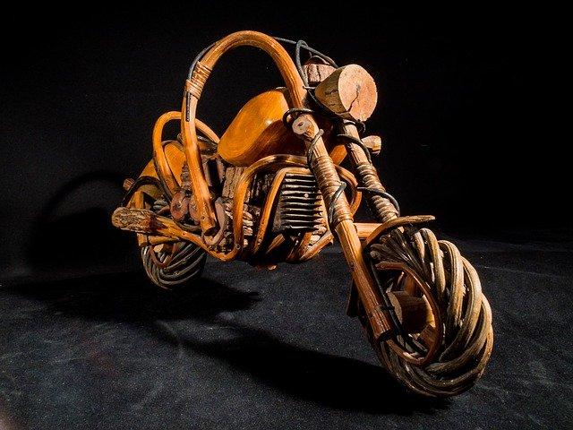 geschiedenis motorfiets